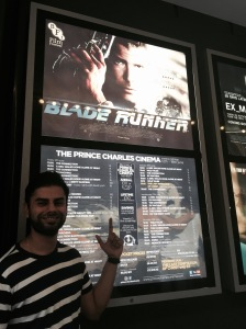 1982 cult classic 'Blade Runner' plays again in Central London